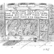 Jimmy Joe's Art Print