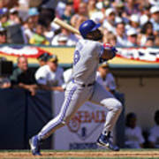 Joe Carter Art Print