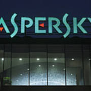 Kaspersky Sees Cyber-Criminals Robbing Banks to Filling Stations Art Print
