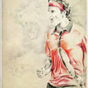 King Roger - Poster Art Print