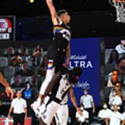 LA Clippers v Denver Nuggets - Game Three Art Print