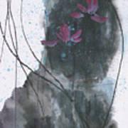 Lovely Lotus Art Print