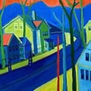 Lowell Deluge Art Print