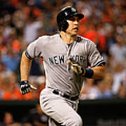 Mark Teixeira Art Print