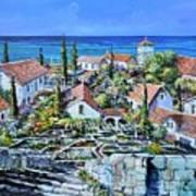 Mediterraneo Art Print