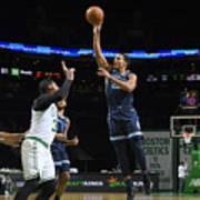 Memphis Grizzlies v Boston Celtics Art Print