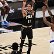 New York Knicks v Atlanta Hawks - Game Four Art Print