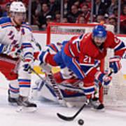 New York Rangers v Montreal Canadiens - Game Five Art Print
