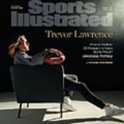 NFL Draft 2021 Trevor Lawrence Sports Illustrated cover Art Print