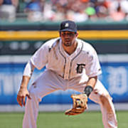 Nick Castellanos Art Print