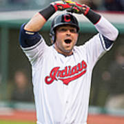 Nick Swisher Art Print