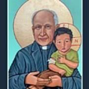 Pedro Arrupe SJ  Art Print
