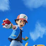Pokemon Mewtwo Strikes Back Evolution 2019 Digital Art By Geek N
