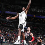 Rondae Hollis-jefferson Art Print