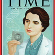 Rosalind Franklin, 1953 Art Print