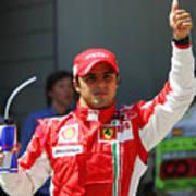 Spanish Formula One Grand Prix: Qualifying Art Print