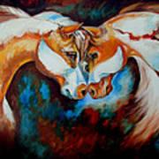 Spirit Eagle 2007 Art Print
