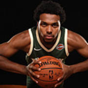 Sterling Brown Art Print