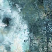 Summer Storm- Abstract Art by Linda Woods Art Print