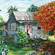 Sweet Tobago Life.  2 Art Print