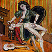 balthus guitar lesson Artscolumbia