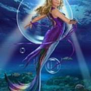 The Seadancer Art Print
