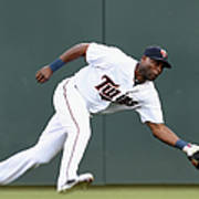 Torii Hunter Art Print