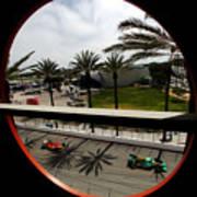 Toyota Grand Prix of Long Beach - Day 3 Art Print
