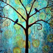 Twilight Tree of Life Art Print