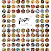 Complete Vogue Picture Records Art Print