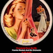 Vogue Record Art - R 724 - P 47 Art Print