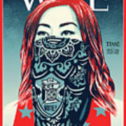Vote 2020 Art Print