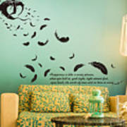 Wall art Art Print
