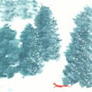 Whisper of the Forest II Art Print
