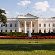 White House Washington DC Art Print