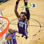 Willie Cauley-stein Art Print