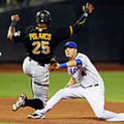 Wilmer Flores and Gregory Polanco Art Print