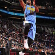 Wilson Chandler Art Print