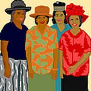 Women of the Church Art Print