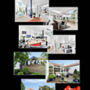 X-Factor House in Hedensted, Denmark for sale. Art Print