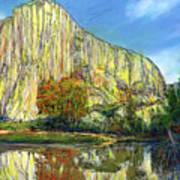 Yosemite National Park. Art Print