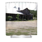 Butlers Mill Restaurant Shower Curtain