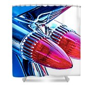 1959 Caddy Shower Curtain