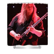 Black Knights Rising Craig Goldy  Shower Curtain