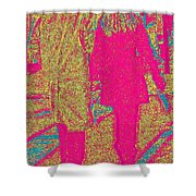 Bold And Colorful Phone Case Artwork Designs By Carole Spandau Fine Art America Exclusives 100 Shower Curtain
