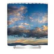 Breathtaking Colorado Sunset 2 Shower Curtain