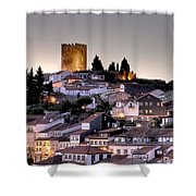 Castle Quarter Shower Curtain