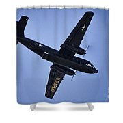 De Havilland Canada Dhc-4 Caribou Shower Curtain