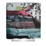 Falls Of Rough Shower Curtain