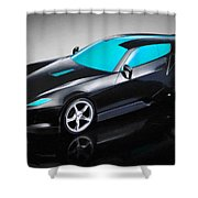 Ferrari 15 Shower Curtain